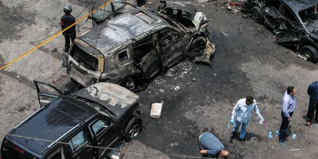 Assassinat du procureur général en Egypte - La Libre