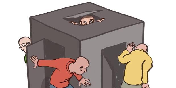 Société de surveillance ou société panoptique ? - La Libre