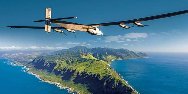 """Solar Impulse: """"Chaque heure qui passe rend les choses plus difficiles"""" - La Libre"""