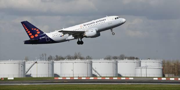 Brussels Airlines garde son nom - La Libre