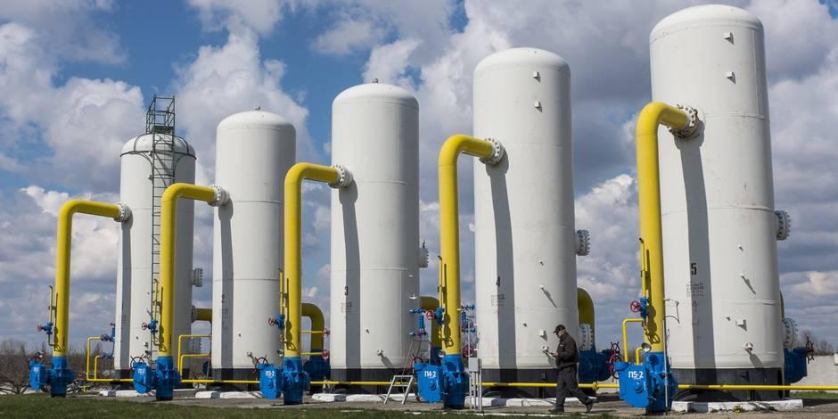 L'Ukraine annonce la suspension de ses achats de gaz à la Russie