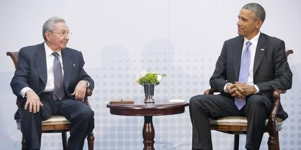 Raul Castro confirme la reprise des relations Cuba-USA dans une lettre à Obama - La Libre