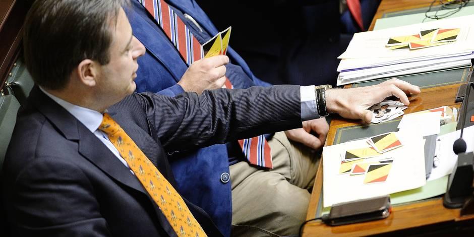 Le député De Wever a un bilan nul