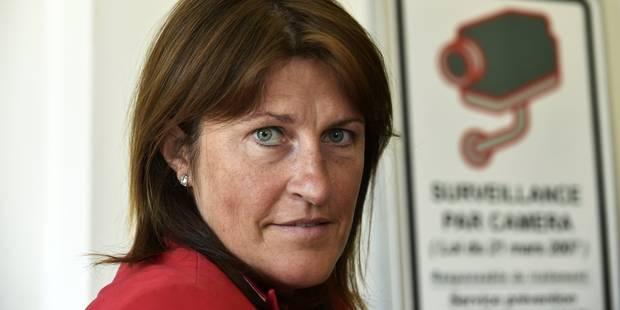 Jacqueline Galant équipe sa commune de Jurbise de 21 caméras de surveillance - La Libre