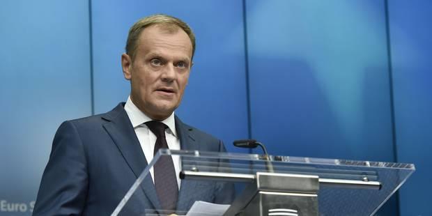"""Grèce: Tusk demande aux créanciers de faire des propositions """"réalistes"""" sur la dette - La Libre"""