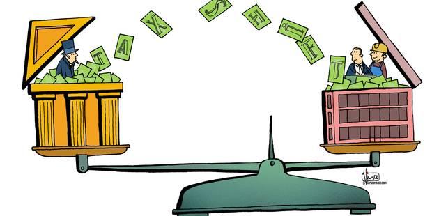 """Le """"tax shift"""", un choix de société - La Libre"""