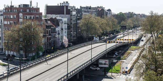 Une fête avant la démolition du viaduc Reyers ce dimanche à Bruxelles - La Libre