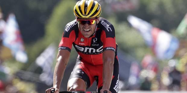 Tour de France: BMC s'offre le contre-la-montre, le Belge Van Avermaet 3e du général - La Libre