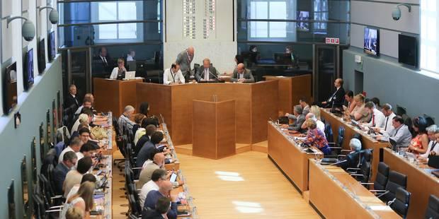 Un Parlement wallon new look: voici les nouveautés prévues pour la rentrée - La Libre