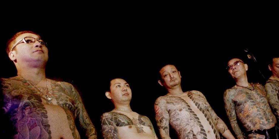 Sur les traces des mafias: Les yakuzas redorent leur blason - La Libre