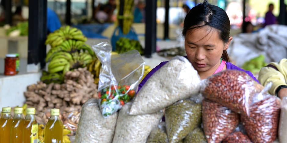 """Bhoutan : La malédiction du """"dieu"""" plastique"""