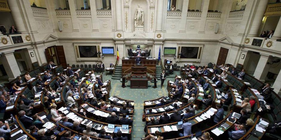 La Chambre vote la réforme des pensions majorité contre opposition
