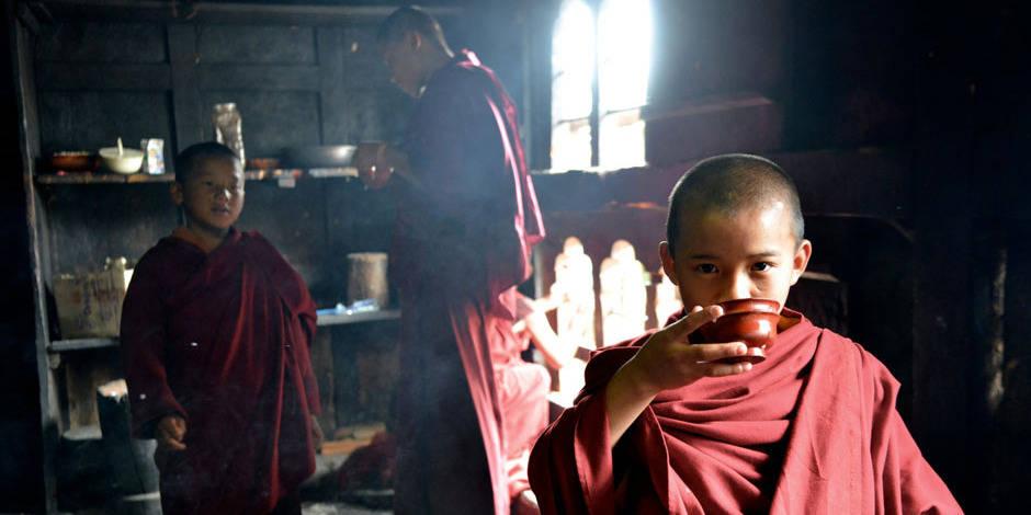 Entre bouddhistes et hindous, l'harmonie retrouvée