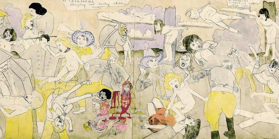 L'incroyable oeuvre d'Henry Darger - La Libre