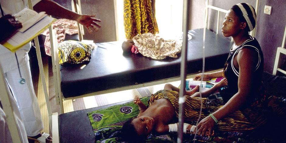 Le premier vaccin antipaludique touche au but - La Libre