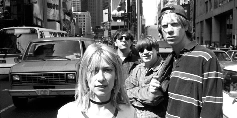 Kim Gordon, le bruit et la fureur de Sonic Youth