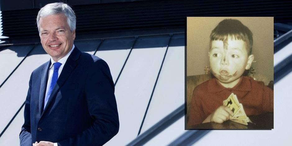 """Reynders: """"J'ai même été maman-catéchiste…"""""""