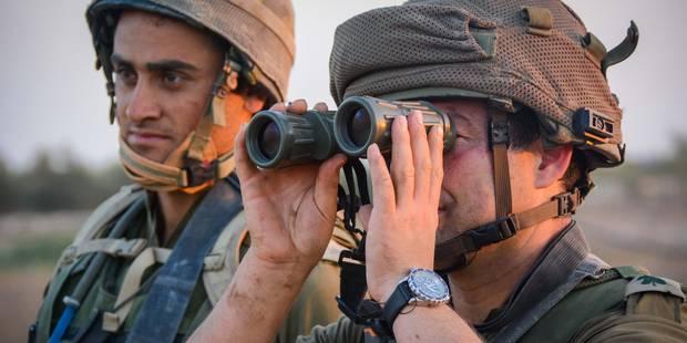 Israël pourrait mener des attaques militaires dans le Sinaï - La Libre