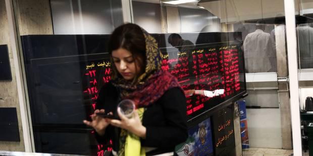 Iran: 47.000 femmes renvoyées à leur retour de congé maternité - La Libre