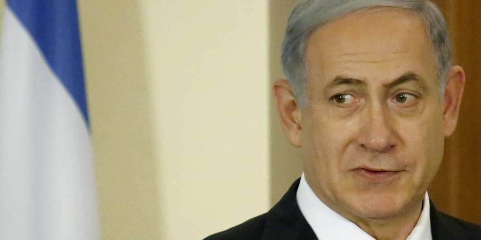 """Bébé palestinien brûlé vif: Netanyahu appelle Abbas et condamne cet """"acte terroriste"""""""