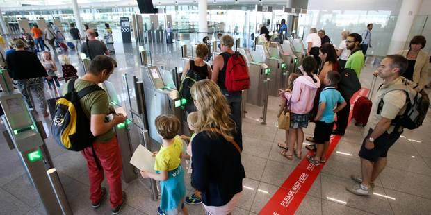 Grève du zèle à Brussels Airport: les actions vont se durcir - La Libre