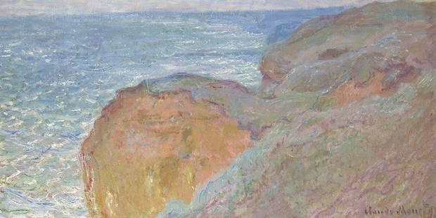 Des oeuvres de Monet proposées à la vente pour la première fois en Belgique - La Libre