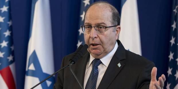 Menaces voilées du ministre israélien de la Défense contre des scientifiques iraniens - La Libre