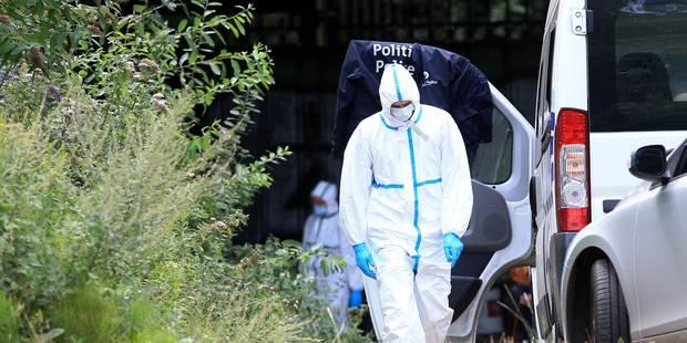 Laeken : Décès suspect d'un sdf à deux pas du Parc royal - La Libre