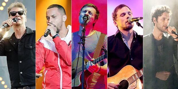 Brussels Summer Festival : cinq concerts à ne pas manquer - La Libre