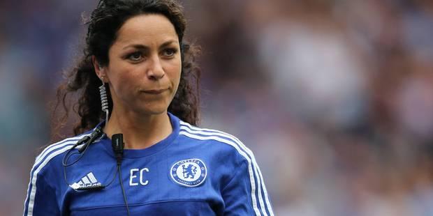 Mourinho confirme la suspension de banc d'Eva Carneiro - La Libre
