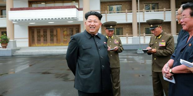 Kim Jong-Un met la Corée du Nord sur le pied de guerre - La Libre