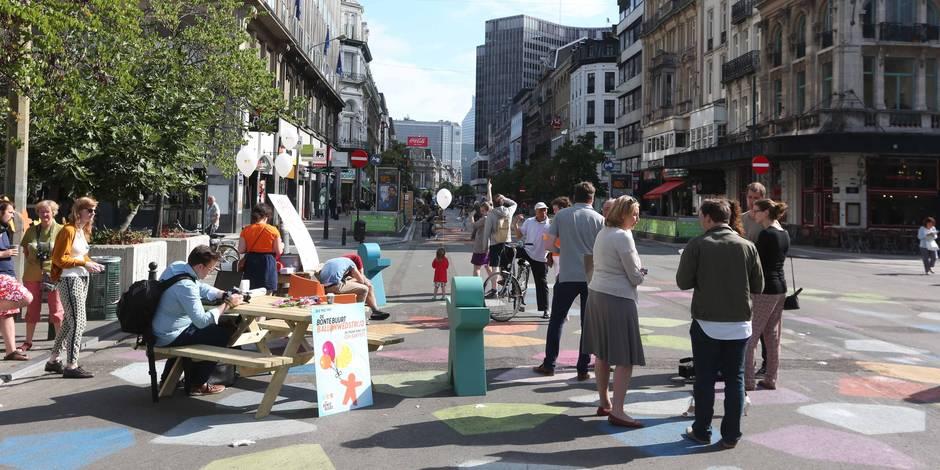 Piétonnier: Bruxelles rêve des galeries Lafayette - La Libre