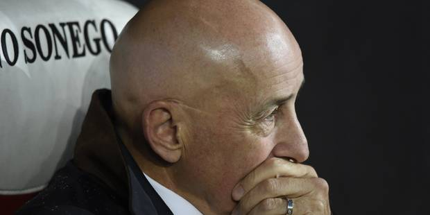 Le Standard se sépare de son entraîneur Slavo Muslin - La Libre