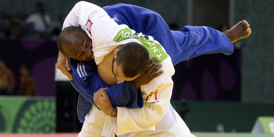 Le Belge Toma Nikiforov décroche une médaille de bronze aux Mondiaux de judo à Astana