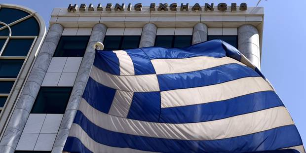 Grèce: l'équation de la croissance et de l'euro - La Libre