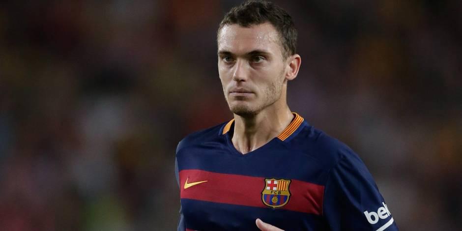 Belges à l'étranger: Vermaelen ouvre son compteur avec le Barça (VIDEO)