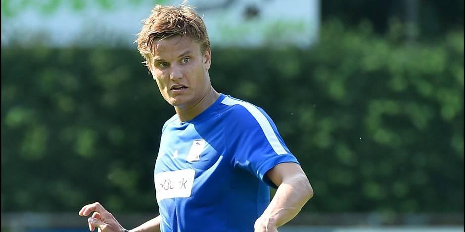 Jelle Vossen file au Club de Bruges