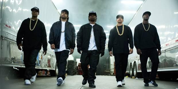 """""""Straight Outta Compton"""", le film en tête du box-office nord-américain depuis 3 semaines - La Libre"""