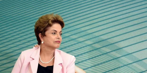Le Brésil est entré en récession - La Libre