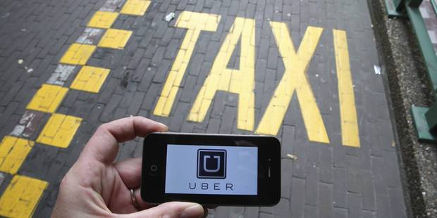 Seuls 7% des Belges sont pour l'interdiction d'Uber, Airbnb,... - La Libre