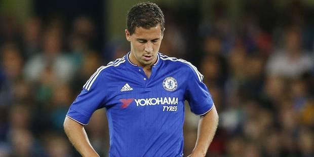 Le penalty raté d'Eden Hazard (VIDEO) - La Libre