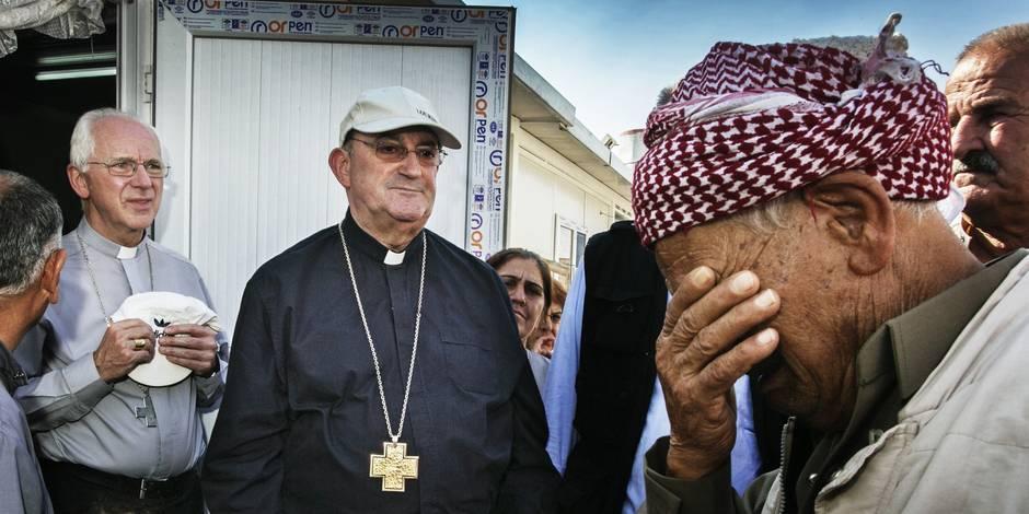 """Les évêques belges plaident pour un christianisme """"low profile"""" en Irak"""