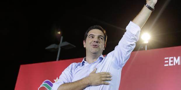 Grèce: Alexis Tsipras a prêté son serment de Premier ministre - La Libre