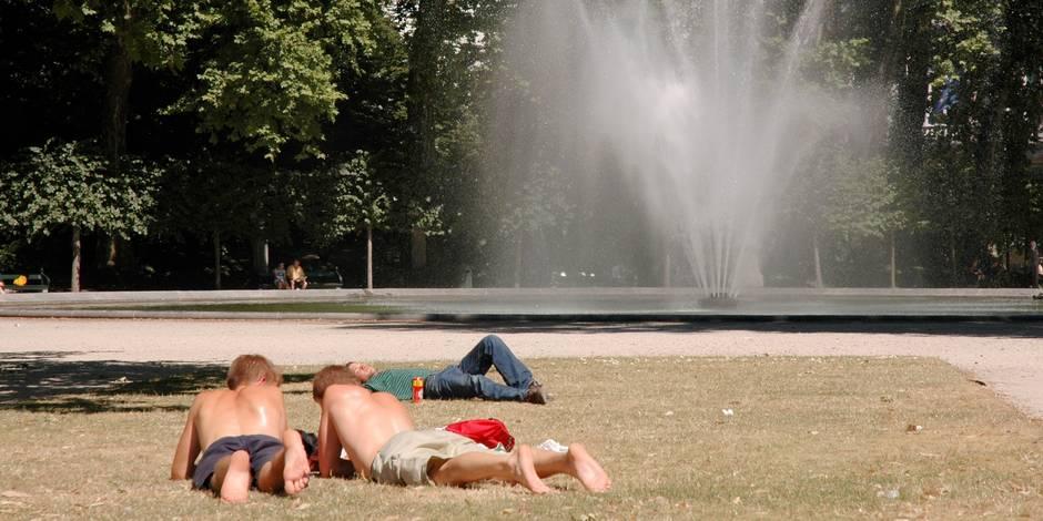 Le mois d'août 2015 a été le plus chaud que le planète ait connu depuis 1880