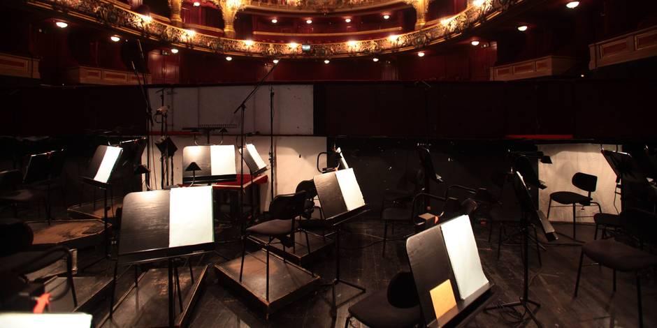 L'Orchestre national de Belgique et l'Orchestre du théâtre royal de la Monnaie fusionneront