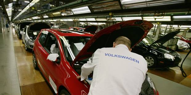 Moteurs truqués: une centaine de milliers de voitures concernées en Belgique - La Libre