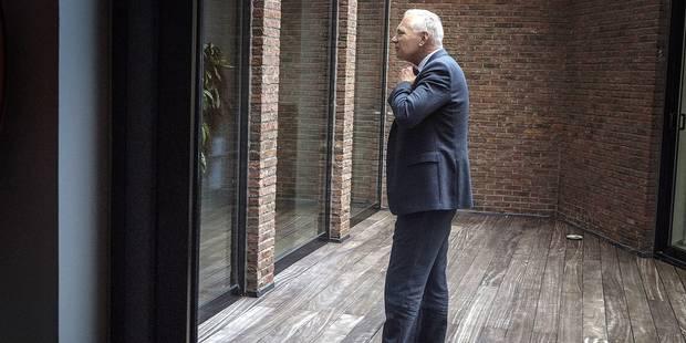Mahieu, pilier du dirupisme, sort du jeu politique - La Libre