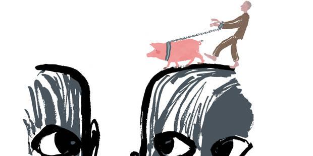 """Un camp de concentration transformé en ferme porcine: évitons un """"locucide"""" à Lety - La Libre"""