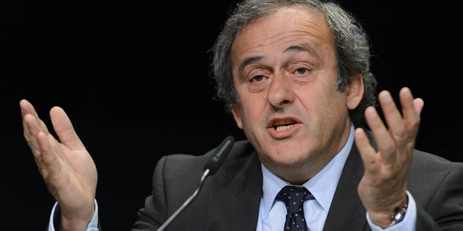 """Platini: """"Mon intégrité ne fait aucun doute"""""""