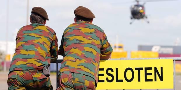 Les USA prient la Belgique de réinvestir dans son armée - La Libre